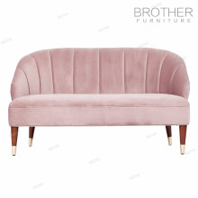 sillas de boda para la novia y el novio silla de sofá de madera antigua de dos plazas