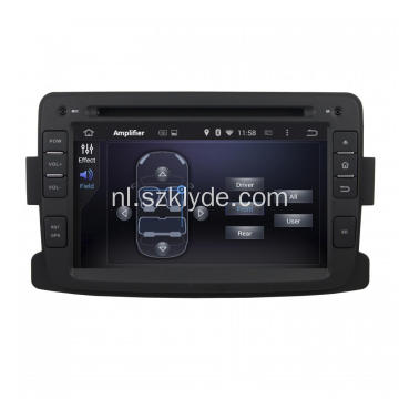 Android auto stereo voor Renault Duster