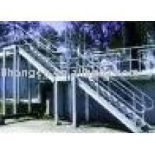 galvanized ball joint handrails
