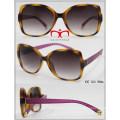 Moda e quente vendendo óculos de sol de plástico (wsp601538)