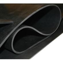 22MPa, 40sh a, 740%, feuille en caoutchouc naturelle pure de 1.05g / cm3, feuille en caoutchouc de gomme Hebei usine