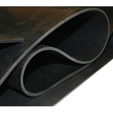 22MPa, 40sh a, 740%, 1.05g/cm3 Pure Natural Rubber Sheet, Gum Rubber Sheet Hebei Factory