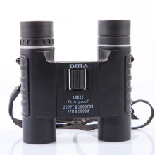 10X25 Travel Foldable Waterproof Roof Binoculars (B-40)