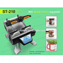 Freesub low price mug heat press printing machine on 11oz 12oz 17oz mugs