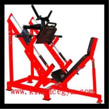 Propaganda do equipamento da aptidão do equipamento do Gym um pé de 45 graus Press45