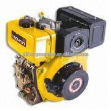 6hp CE (WD178) Rückstoß und elektrischer Start Dieselmotor