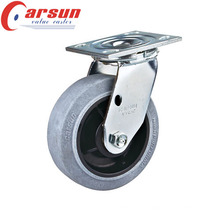 100mm Heavy Duty Swivel Castor with Conductive Wheel