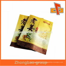 Accept custom order and high quality chinese herbal medicine bag for foot bath power OEM manufacturer factory