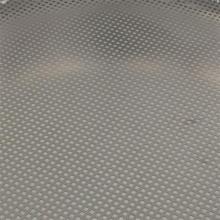 Plaque grillagée perforée de 3 mm