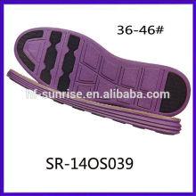 SR-140S039 (9036) Tamanho novo dos homens Sole ocasional do phylon de eva macio