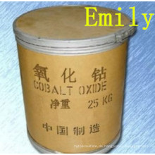 Hochwertiges Kobaltoxid 72% 74% CAS-Nr .: 1307-96-6