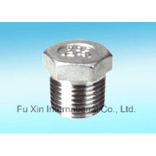 Stainless Steel Fittings Hex Plug