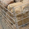 hot dip galvanized welded Gabion basket
