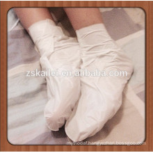 2015 hotsale OEM soft moisture foot mask