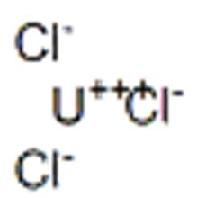 Uranium(III) chloride. CAS 10025-93-1