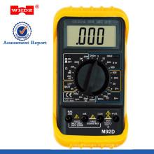 Multímetro digital más caliente M92B (CE)