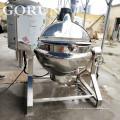 Precio chino Calentador a vapor / Caldera con camisa Hervidor / Chaqueta con camisa de vapor Caldera con camisa de vapor