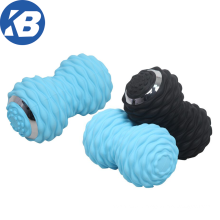 Best Seller 2021 health device factory supplier body double handheld  massage ball