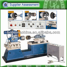 Inner polishing machine for stainless steel utensil