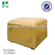 cremação do animal de estimação de madeira as urnas JS-URN119