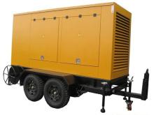 50HZ Weichai 150KW Portable Genset