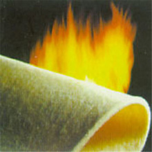 Needle puched Nonwoven Fireproof polyester filtduk