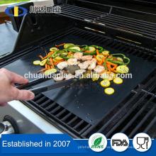 Ótimo para churrasco grelhados PTFE Revestido Tecido Anti-Stick Mat