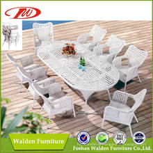 Outdoor Rattan Wicker Essenset (DH-6063)