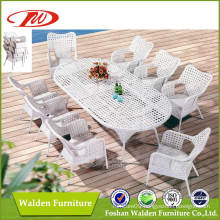 Outdoor Rattan Wicker Dining Set (DH-6063)