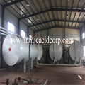 Sodium fulvate for animal feed, dosis pequeña