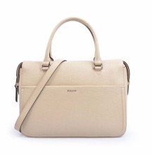 Beige Large Shopping Bag Sac d'ordinateur surdimensionné