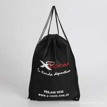 saco não tecido com bolsa de bolsa de saco de cordão