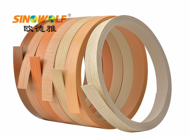 ABS Wood grain Edge Banding Series