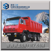 25t 30t 35t 300HP Shacman a`Long 6X4 Tipper Truck