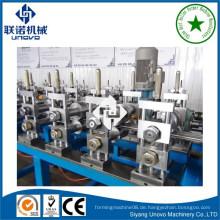 C-Kanal geschlitzte Unistraten-Walzenformmaschine
