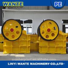 Quarry production line crushing equipment, big rock crusher, stone jaw crusher machine used in mining