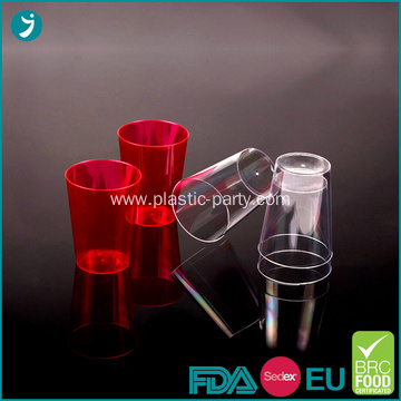 Clear Hard Plastic Cup