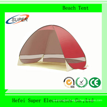 170t Waterproof UV Protection Red Outdoor Tent