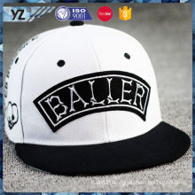 Factory supply special design logo baseball cap in many style