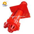 Vertical high pressure slurry pump