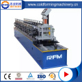 Color Steel Shutter Door Roll Forming Machine