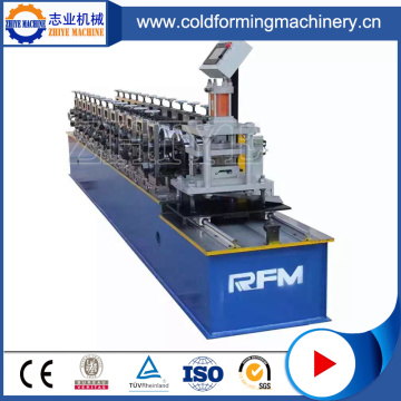 Colored Steel Aluminum Roller Shutter Door Machine
