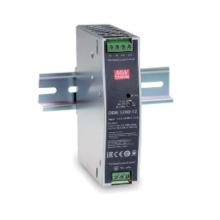 Новый продукт 2018 колодца РДР-120А-12 120 Вт на DIN-рейку постоянного тока/DC преобразователь