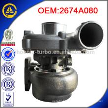 TO4E 452077-5004S turbo pour perkins