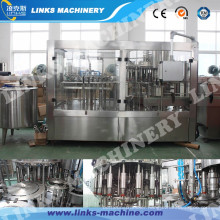 Automatic 3-in-1 Complete Juice Beverage Filling Line