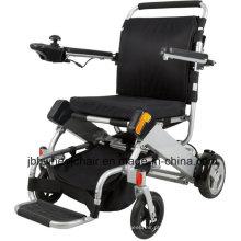 Fácil Folding Cadeira de rodas portáteis deficientes elétricos para idosos