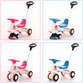 Mixed Colors Children Plastic Tricycle for Sale