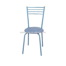 Leisure Blue Backrest Dining Chair para el Hotel