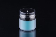 50ml airless jar ,50ml plastic products