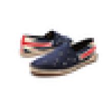 Gedruckte Canavs Schuhe flache Männer Espadrille Schuhe mit Stern Ohrstecker